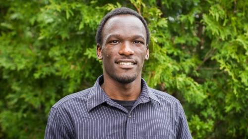 Andrew Nalani '16, Stamp Scholar